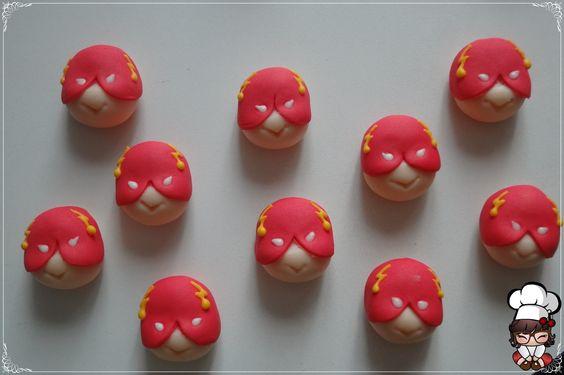 Doces modelados, Shaped candy, Sweet, Leite em pó, Leite Ninho. Pagina: Monike Doces Artesanais. FLASH
