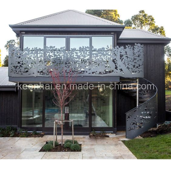 Laer Cut Outdoor Metal Screen - Foshan Keenhai Metal Products Co., Limited