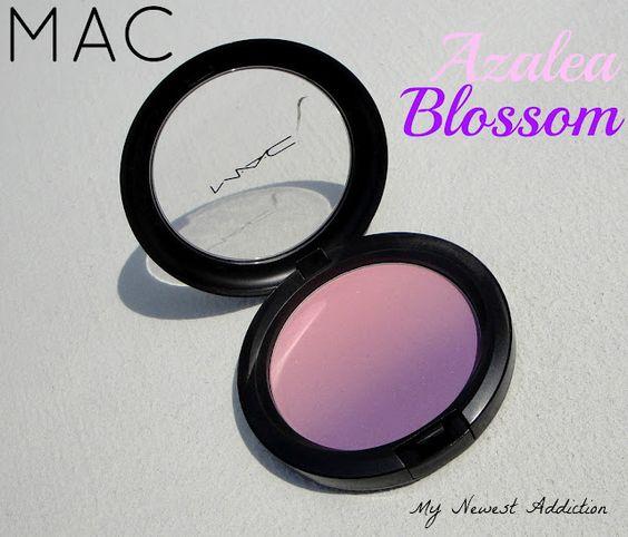 MAC Azalea Blossom, click through...