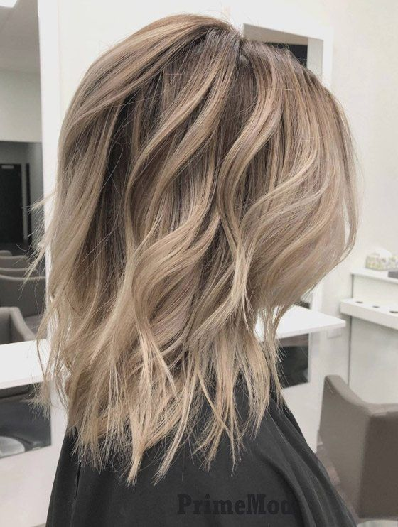Delightful Mid Length Haircuts Hairstyle Trends For 2019 In 2020 Haircuts For Medium Hair Medium Hair Styles Long Face Haircuts