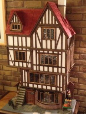 Buy tudor house model