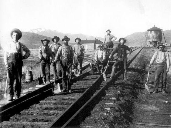 I need a 1800 railroad essay?