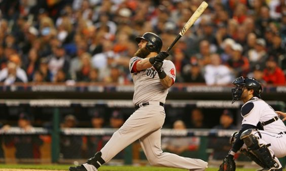 Mike Napoli's solo home run was all the Boston Red Sox needed to defeat the Detroit Tigers 1-0 on Tuesday afternoon. The victory gave the Re...