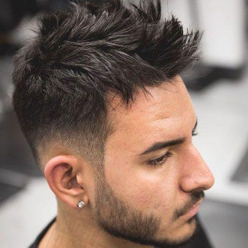 35 Best Faux Hawk Fohawk Haircuts For Men 2020 Styles Dapper Haircut Haircuts For Men Haircuts For Receding Hairline