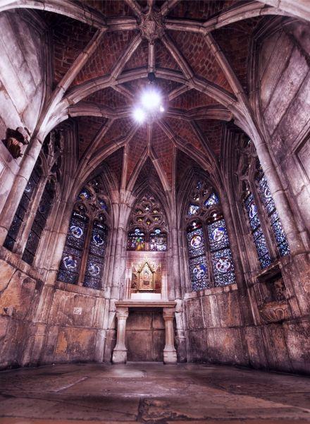 HDRSpotting - Gothic Chapel