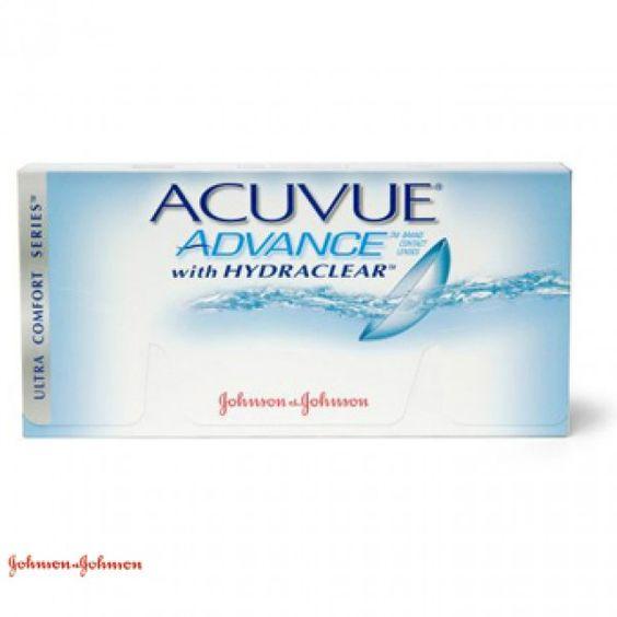 $19.90 Acuvue Advance - 6 Lentes - 19.90€
