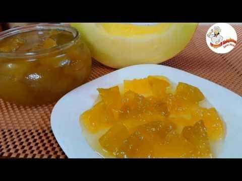 مربى الشمام او البطيخ الاصفر Food Fruit Cantaloupe