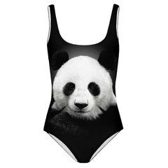 PANDA SWIMSUIT!!! Do they have this in Ame's size????