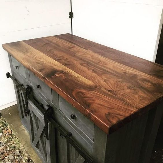 Available At The Tin Shed Furniture By Kloss 135 Poplar St Highland Il 62249 Www Thetinshed Com 618 654 7433 White Kitchen Island Diy Kitchen Island Rustic Furniture