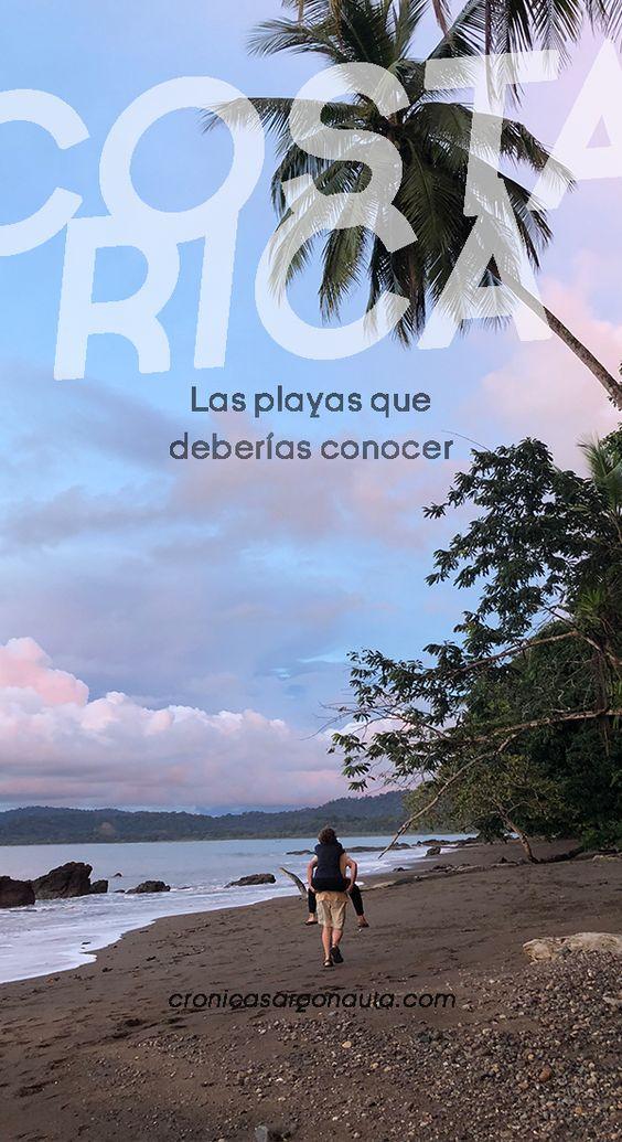 10 playas que deberías visitar en tu viaje a Costa Rica