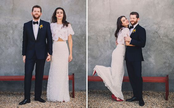 Marfa Wedding loved these poses