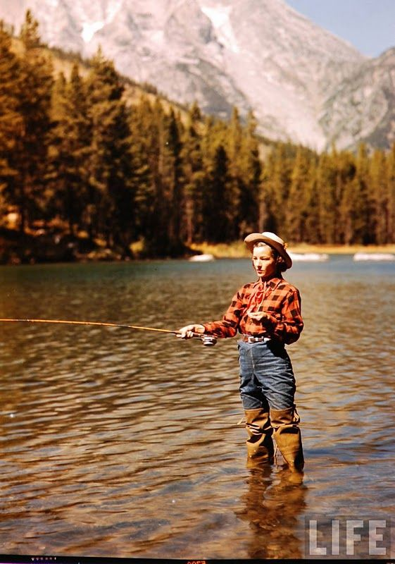 Gone fishing snakes and old magazines on pinterest for Fly fishing raft