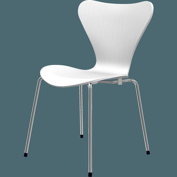 Arne Jacobsen Series 7 3107 Chair Fritz Hansen