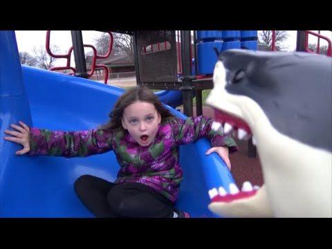 "Giant Snake In Toilet vs Plunger Girl ""Victoria Saves Annabelle From Bite"" Toy Freaks Attack - YouTube"