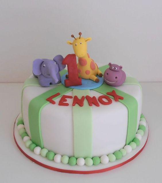 pasteles de cumpleaos del cabrito tortas de los nios cumpleaos del nio tortas creativas para los nios