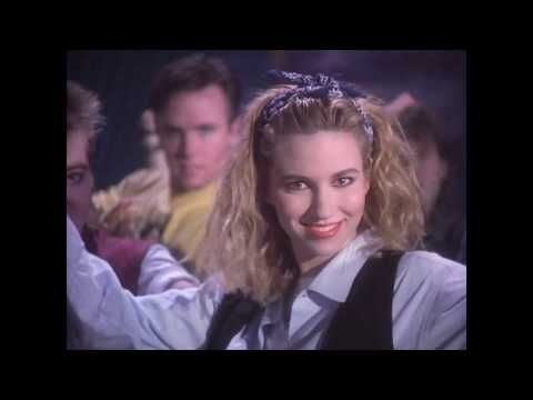Debbie Gibson Electric Youth Official Music Video Youtube Debbie Gibson Music Videos Debbie