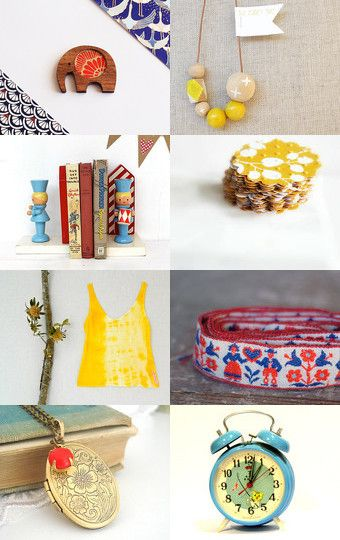 P R I M A R Y by Danyelle Mastroianni on Etsy--Pinned with TreasuryPin.com