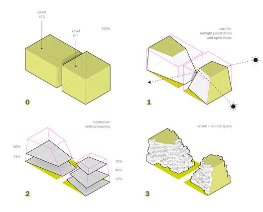 Gallery Of Tectonic Landscape Hg A Live Components 18 Recycled Pallets Diagram Architecture Recycling