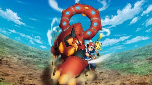 Phim Pokemon Movie 19 XYZ: Volkenion Magiana Siêu Máy Móc