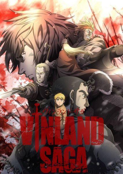Vinlandsaga Action Adventure Drama Historical Seinen Animes