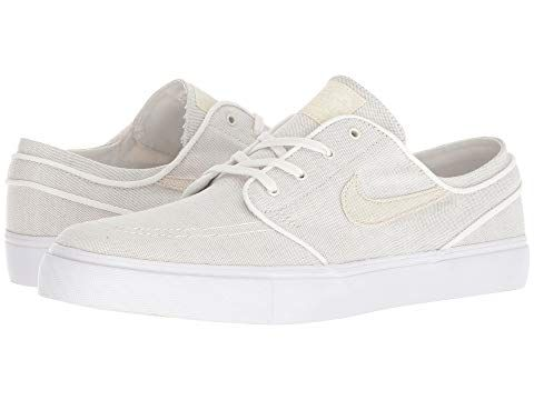 offer discounts best supplier run shoes NIKE Zoom Stefan Janoski Canvas Deconstructed, SAIL/FOSSIL/VINTAGE ...