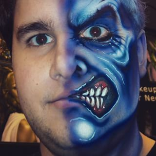 airbrush haunt makeup - Google Search
