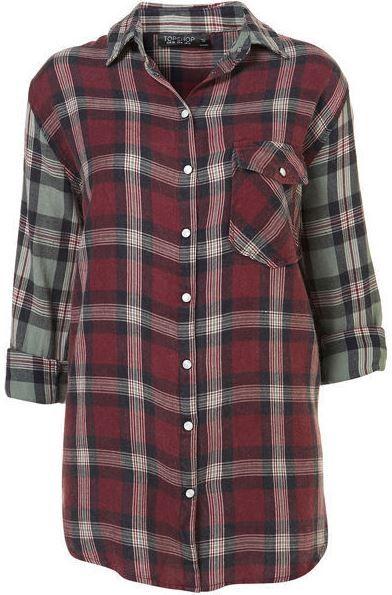 shirt TOPSHOP