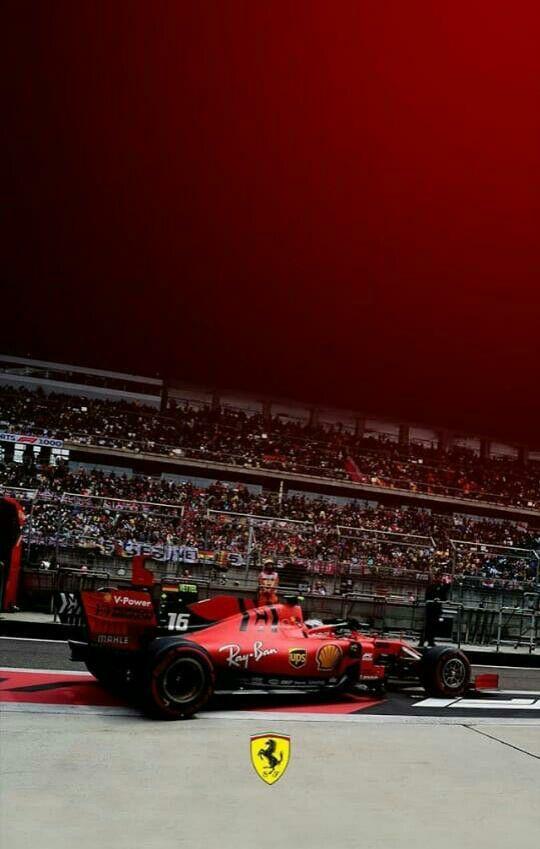 Ferrari F1 Wallpaper Charles Leclerc F1 Formula 1 Car