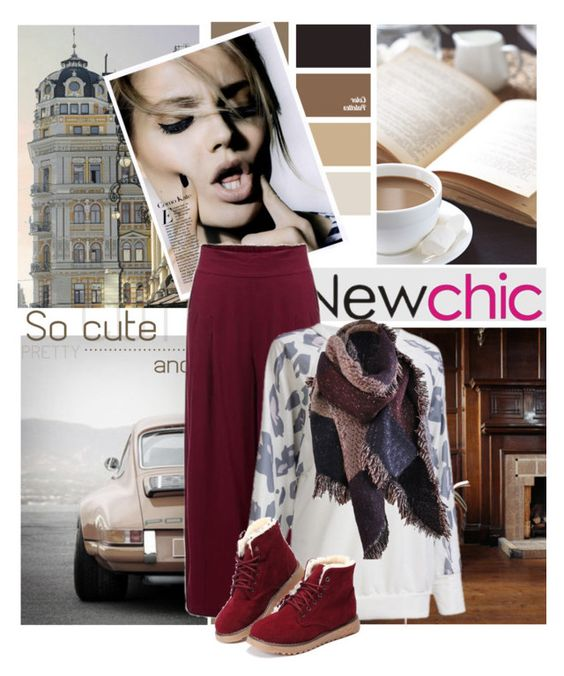 """Newchic 16"" by marinadusanic ❤ liked on Polyvore featuring 2568"