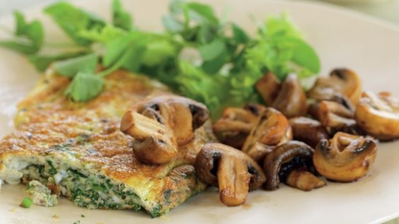 and more omelettes fresh herbs mushrooms herbs fresh summer lunches ...