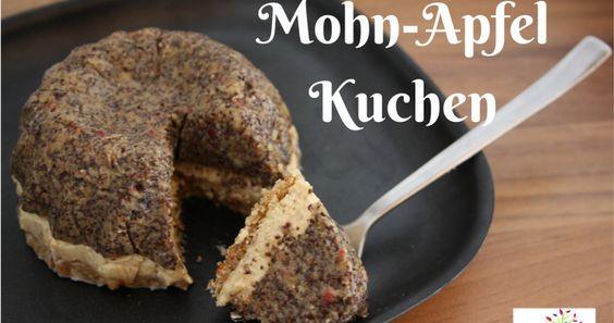 Mohn-Apfel-Kuchen