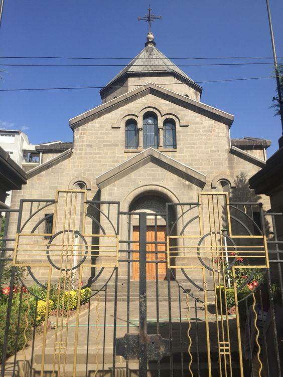St.George Armenian Apostolic Holy Orthodox Church.