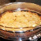 Crab Imperial - Crab meat pie