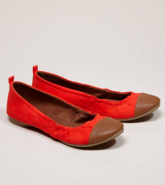 AEO Colorblock Ballet Flat: Style Shoes, Ae Colorblock, Ae Flats, Accessories Shoes, Aeo Colorblock, Colorblocking Flats, Ballet Flats, Ballerina Shoes