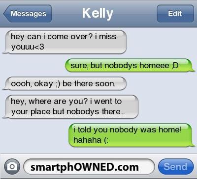 Autocorrect Fails and Funny Text Messages: