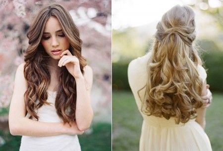 peinados bonitos y sencillos suelto - Buscar con Google