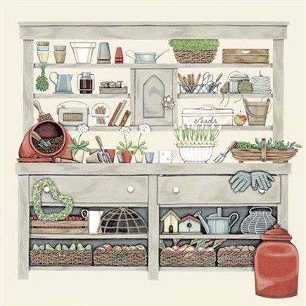 Sally Swannell - Green Fingers