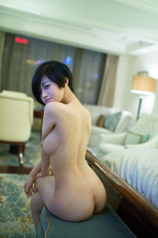 Japan nymph girl nude