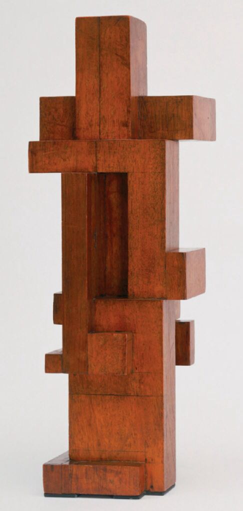 Georges Vantongerloo - Construction of Volume Relations (1921)