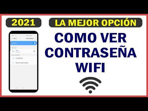 Como Ver Contraseña Wifi Sin App Sin Root 2021 Funciona Nuevo Metodo Muy Facil Youtube En 2021 Wifi Contraseña Trucos Para Whatsapp Trucos Para Android