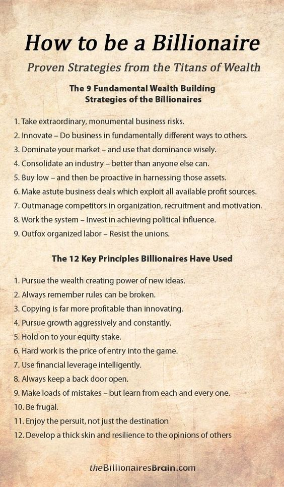 This shows ways to succesfully build yourself a solid finacial foundation. Some of these steps are taking risks and be innovative.
