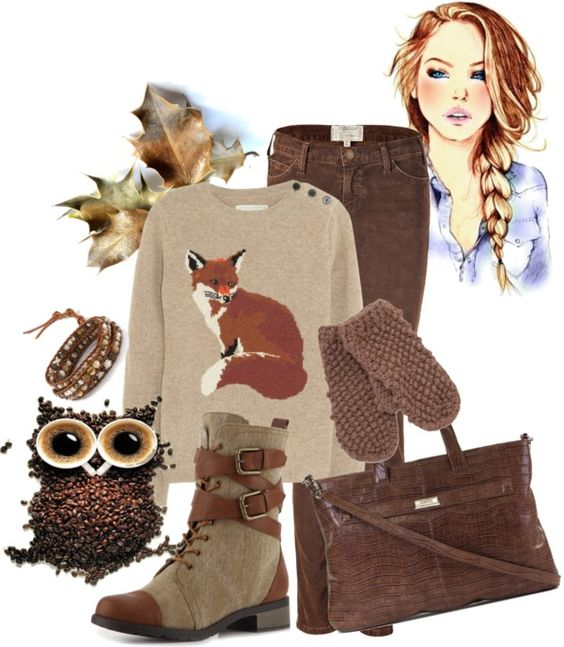 """Fall Comfort"" by adkins-marissa ❤ liked on Polyvore"