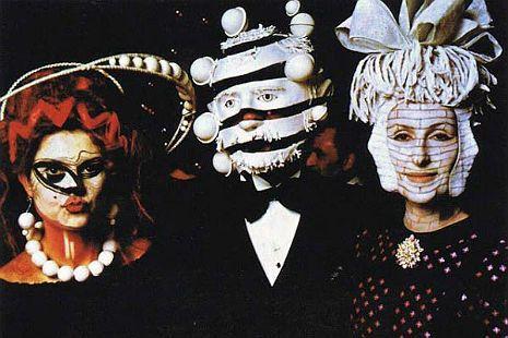 IdeaFixa » Festinhas Que Você Perdeu | O Baile Surrealista