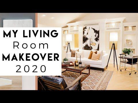 Interior Design My Living Room Makeover 2020 Youtube Living Room Makeover Robeson Design Room Makeover