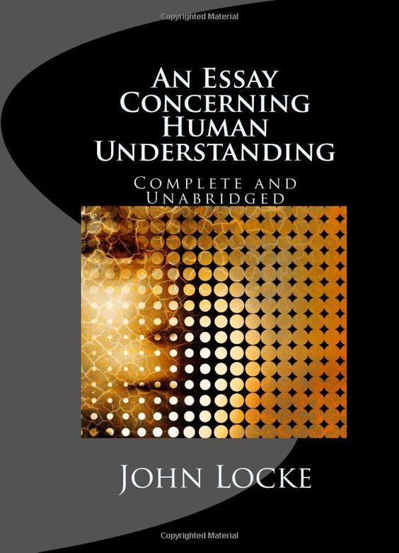 essay human understanding