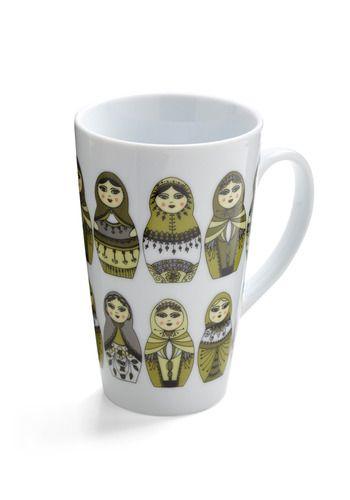 Matrioska dolls Mug.
