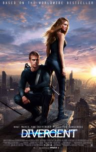 Divergent, starring Shailene Woodley, Theo James, Kate Winslet, Maggie Q, arrives in theaters on March 21, 2014