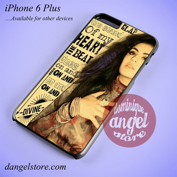 Charli Xcx Lyrics Art Phone case for iPhone 6 Plus and another iPhone devices
