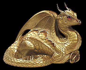 Lap Dragon - Gold - Currently Postponed Production