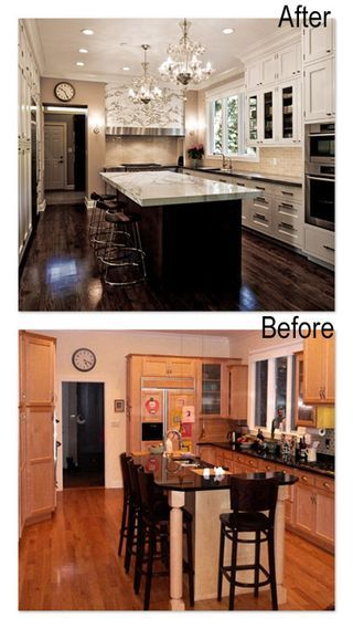 Where Your Money Goes In A Kitchen Remodel: Kitchen Design..best Place To Put Money Into House For